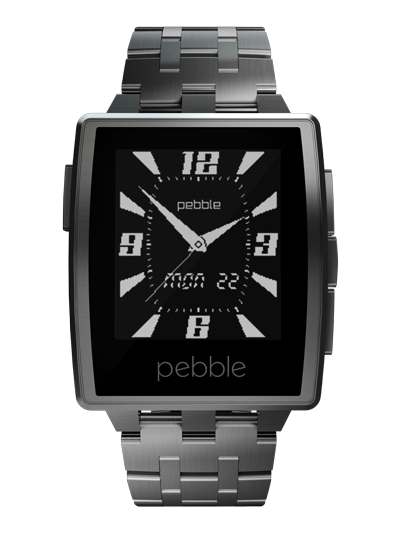 Watches Pebble CES