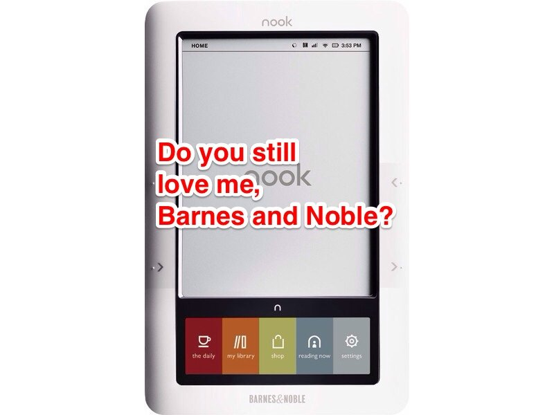 What Really Caused the Drop in NOOK Sales?