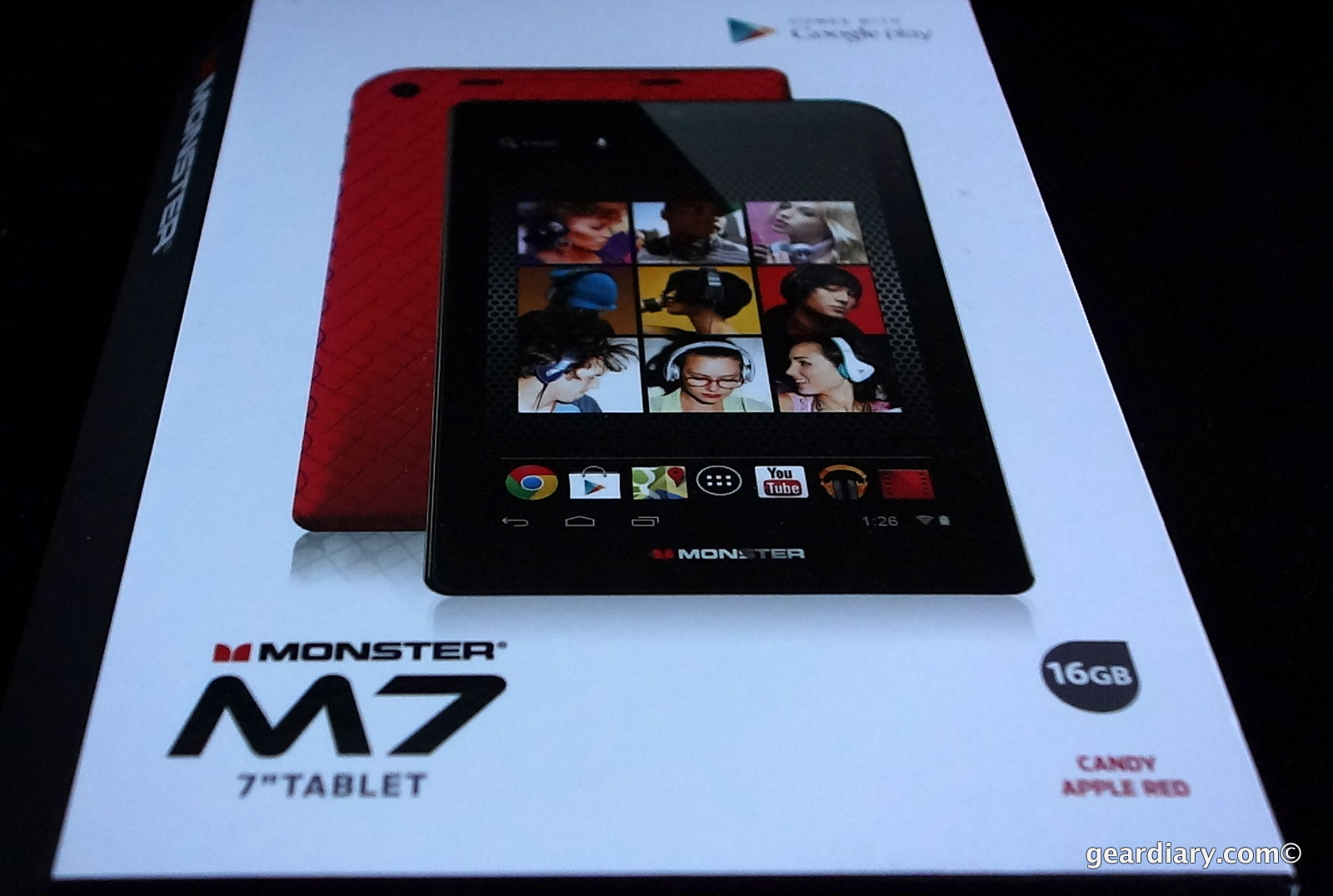 GearDiary Monster M7 Tablet Review: Possibly the Best $99 Option