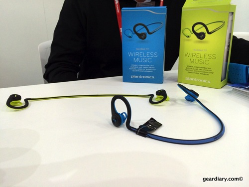 1 Gear Diary Plantronics BackBeat FIT MWC 2014 Feb 24 2014 12 38 PM