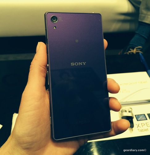 Sony Xperia Sony MWC Mobile Phones & Gear Android Gear Android