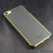Protect Your iPod touch with the iFrogz Luxe Lean