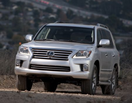 GearDiary 2014 Lexus LX 570 Delivers Capability Comfortably