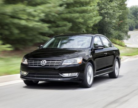 GearDiary 2014 Volkswagen Passat Offers Value with (German) Accent on Driving
