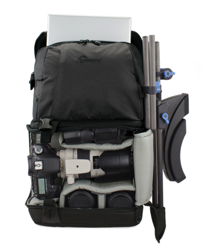 GearDiary Lowepro DSLR Video Fastpack 350 AW: A Big Bag at a Great Price