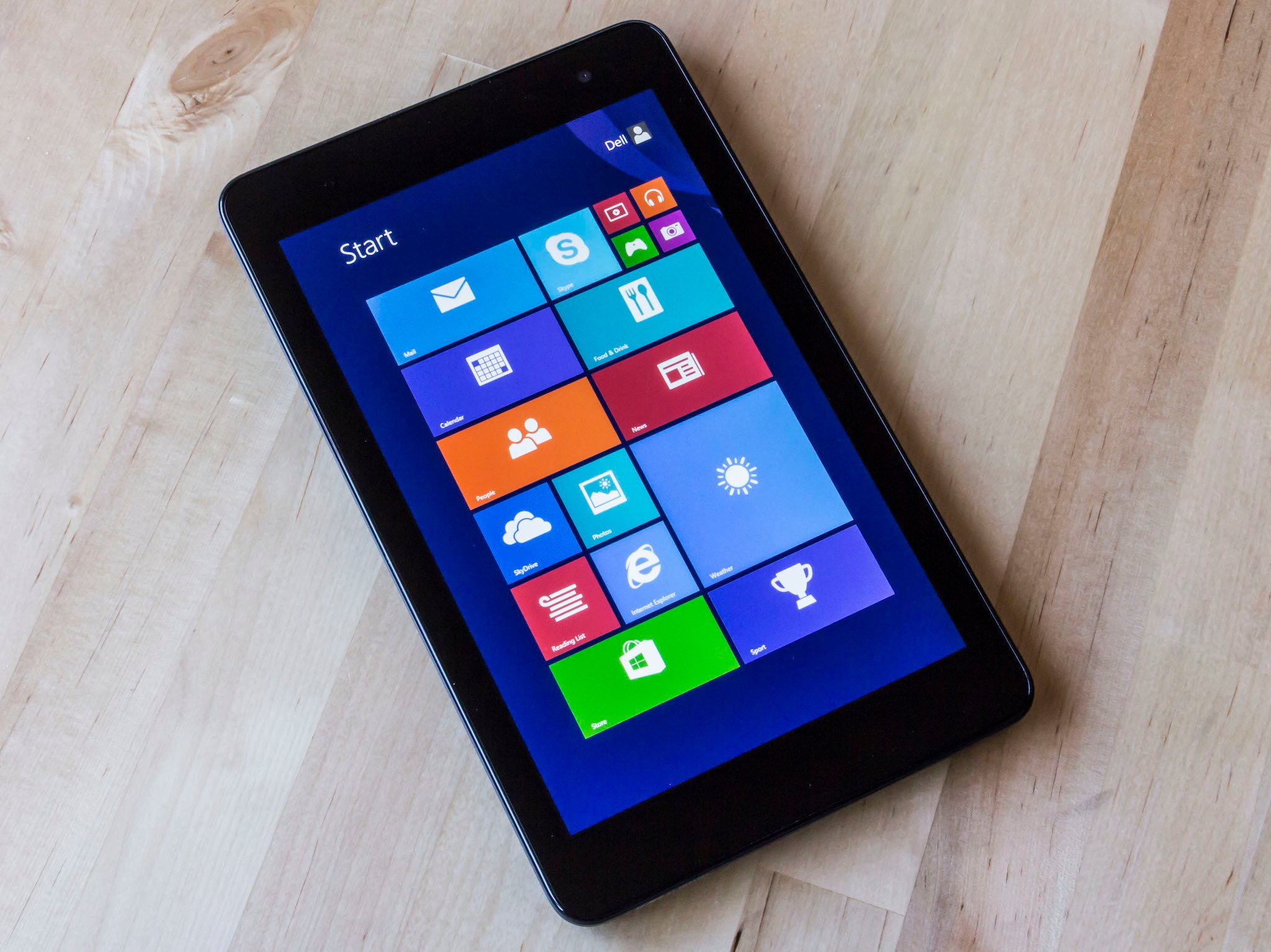 Dell Venue 8 Pro Review: Small Size, Full Windows