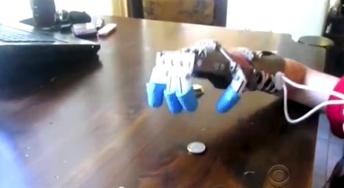 The Democratization of Prosthetics Thanks to 3D Printing