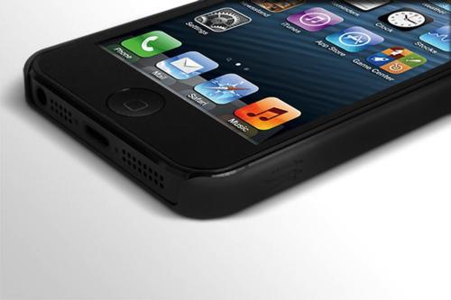 The Slim case Onyx Black for Apple iPhone 5 5S by BodyGuardz
