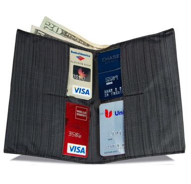 GearDiary All-Ett KeepSafe RFID Original Wallet - Protect Your Identity