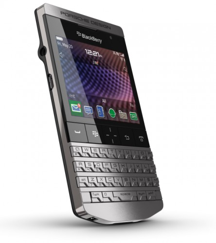 GearDiary BlackBerry Aspires to Be the Porsche of Smartphones