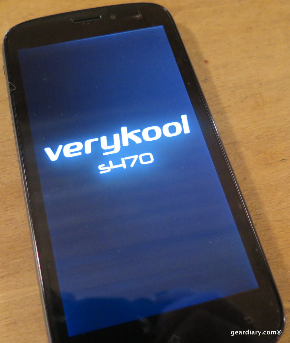VeryKool Travel Gear Mobile Phones & Gear Android