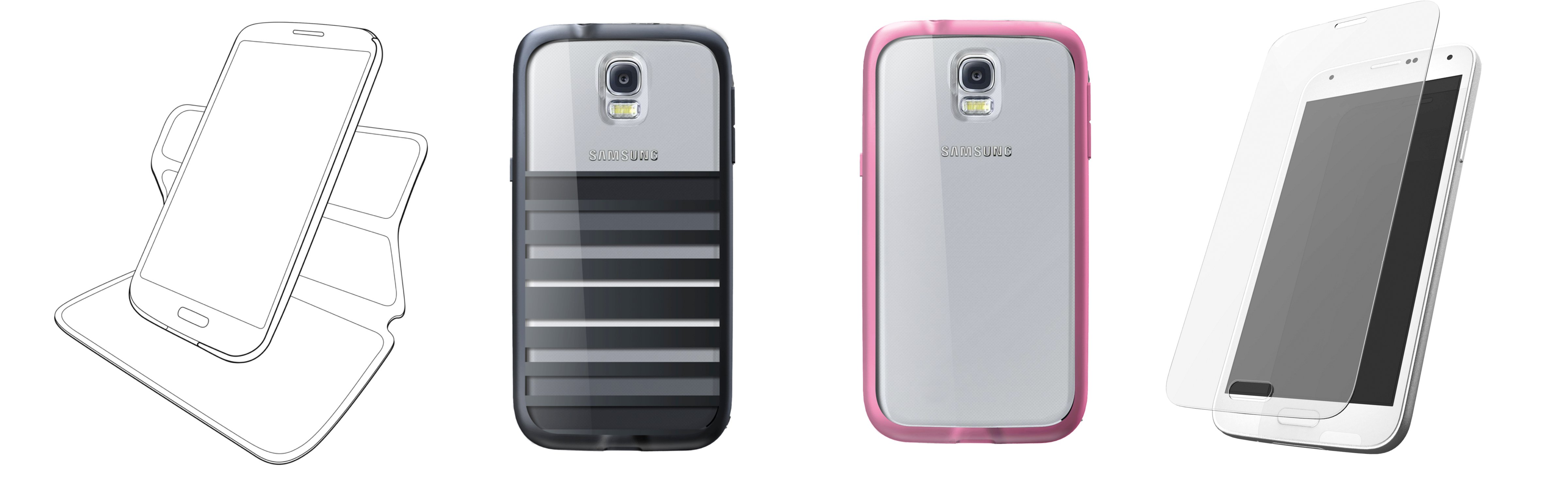 X-Doria Announces Case Lineup For Samsung Galaxy S5