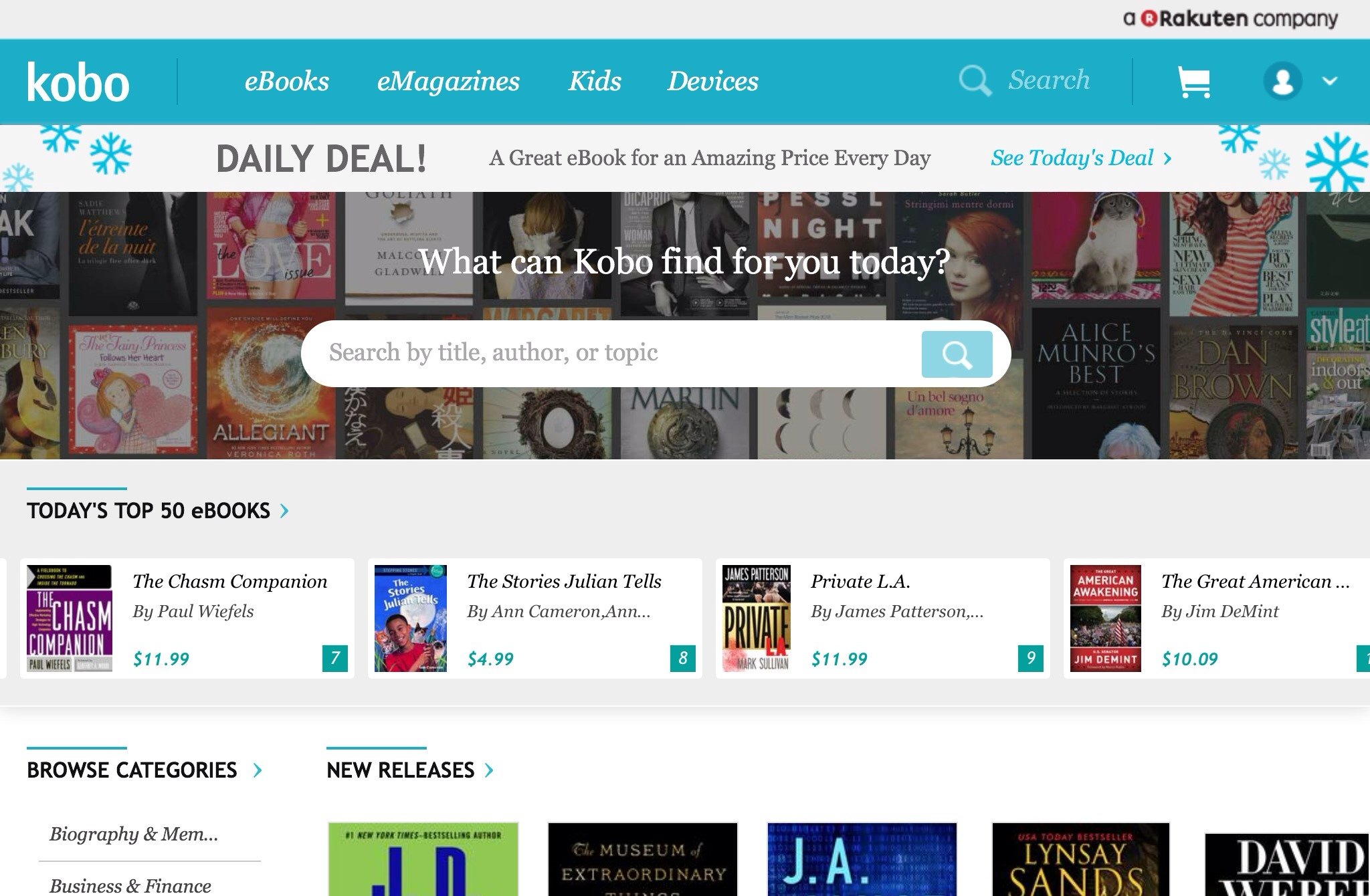 GearDiary Kobo Shows There's Plenty of Life in the eBook Market