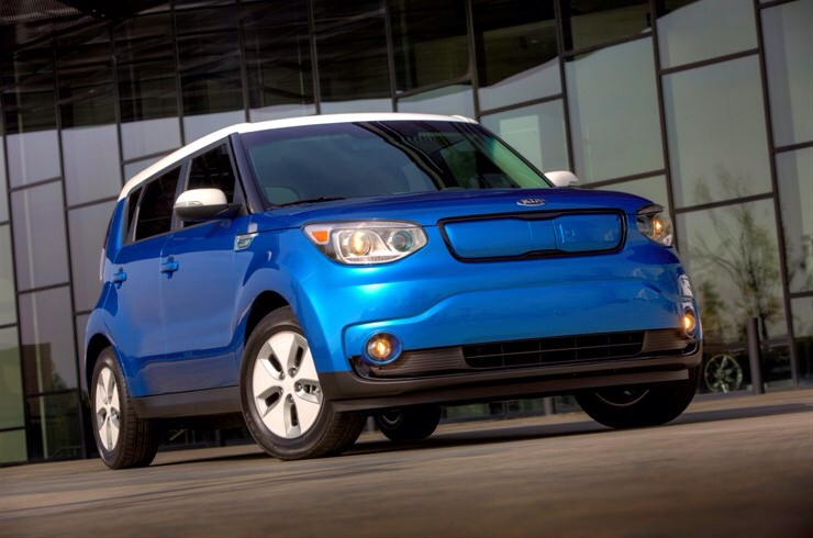 GearDiary Kia Announces an All-Electric Kia Soul