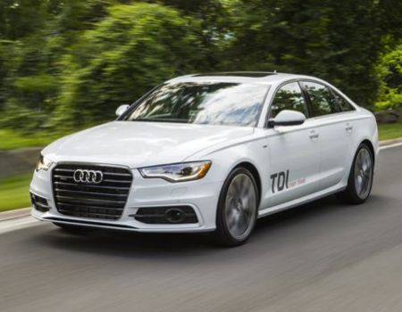 GearDiary 2014 Audi A6 TDI: The Diesel They Warned You About