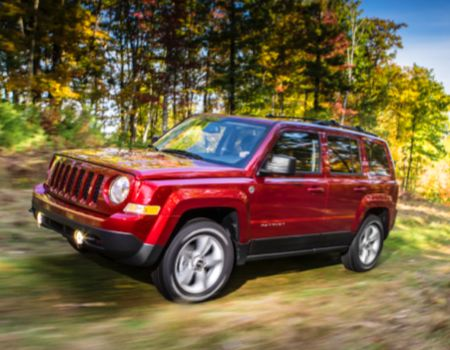 2014 Jeep Patriot/Images courtesy Jeep