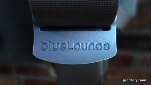 GearDiary From Plastic Bottle to Awesome Bag, the Bluelounge Eco-Friendly Backpack