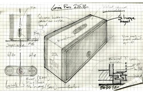 GrainAudioPWS Sketch