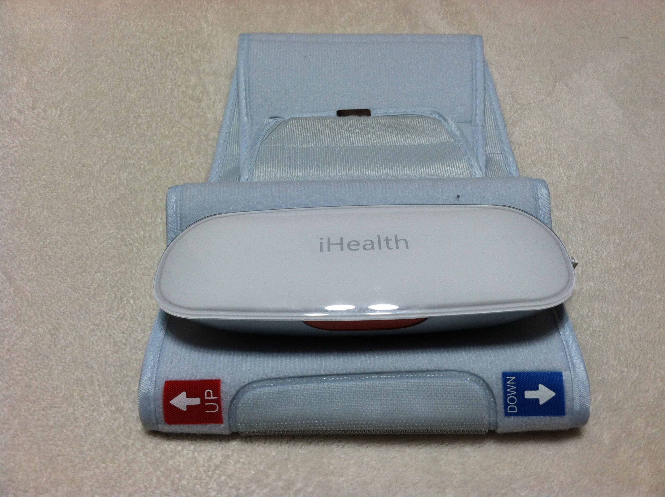 GearDiary iHealth BP5 Wireless Blood Pressure Monitor Measures Up!