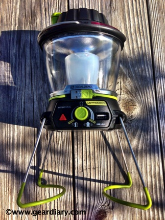 GearDiary Let There Be Light! Lighthouse 250 Lantern Review