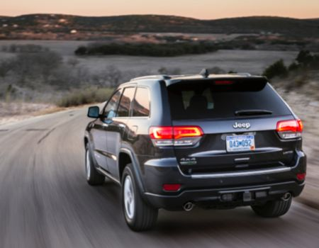 GearDiary 2014 Jeep Grand Cherokee EcoDiesel Sets the Bar Even Higher