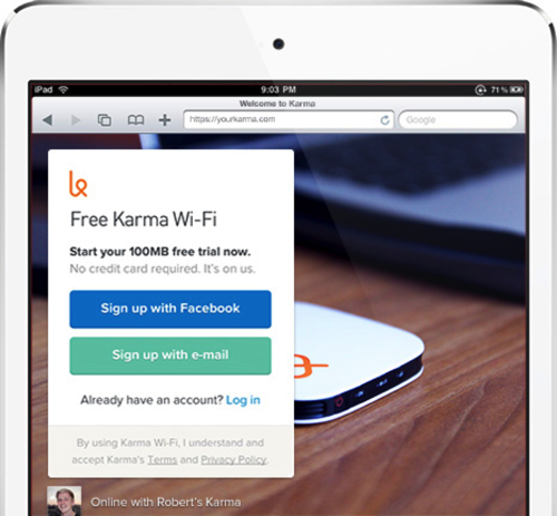 Karma | The Pay As You Go Mobile Wi Fi Provider