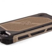 GearDiary Stealth Protection with Element Case Rogue Black Ops for iPhone 5S