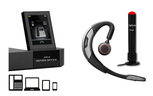 GearDiary Get Connected With the New Jabra MOTION Office Bluetooth Headset System