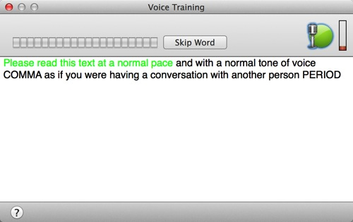 Voice Recognition Productivity Mac Software Accessibility   Voice Recognition Productivity Mac Software Accessibility