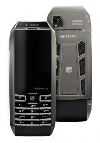 TAG Heuer MERIDIIST INFINITE phone