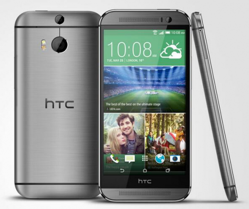Get Mom an HTC One (M8) for Half-Off; Happy Mother's Day from HTC!
