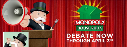 GearDiary Monopoly Game Changer: Your House Rules May Become Official on April 3