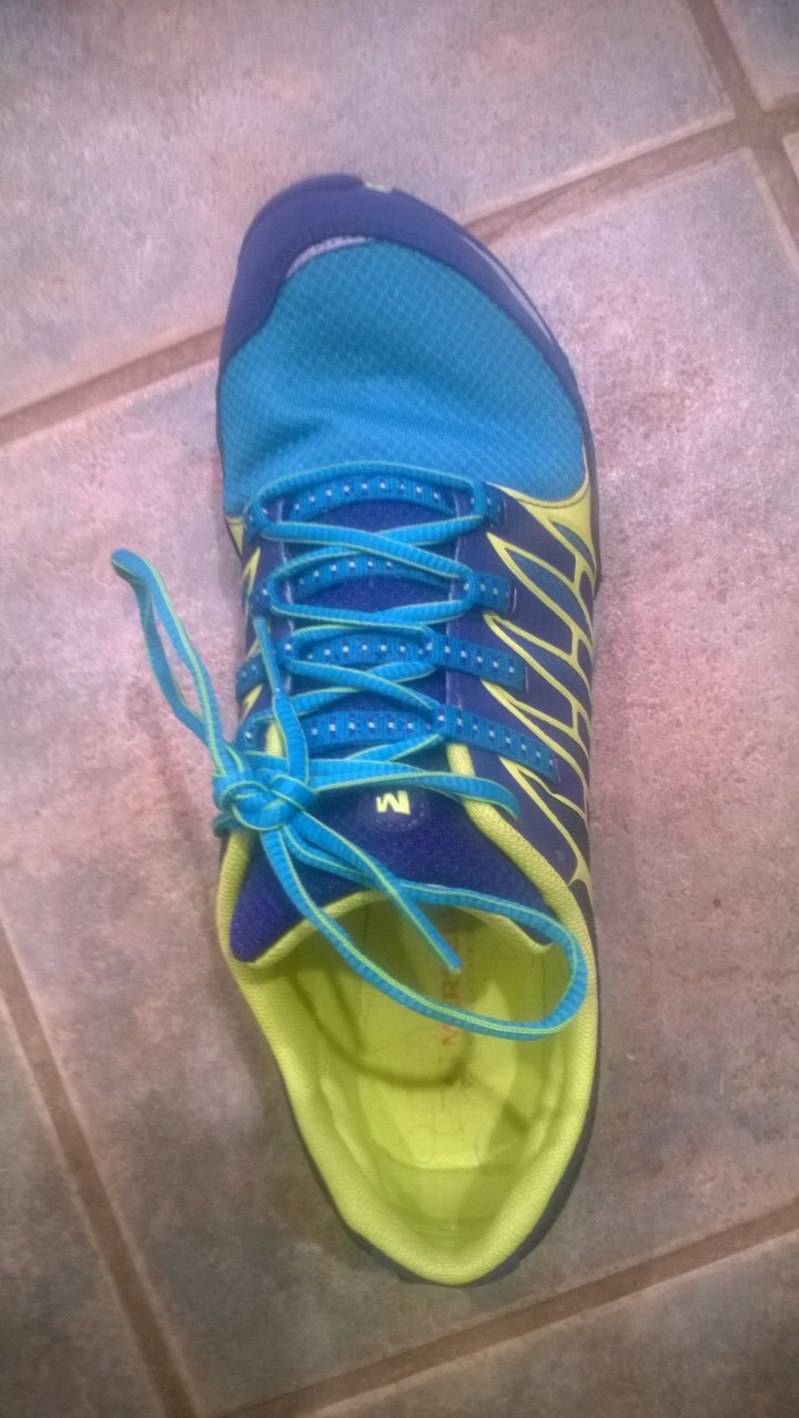 GearDiary First Impressions of the Merrell AllOut Fuse Trail Sneaker
