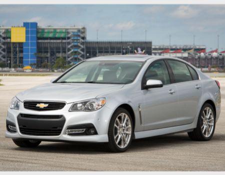 2014 Chevrolet SS Performance Sedan