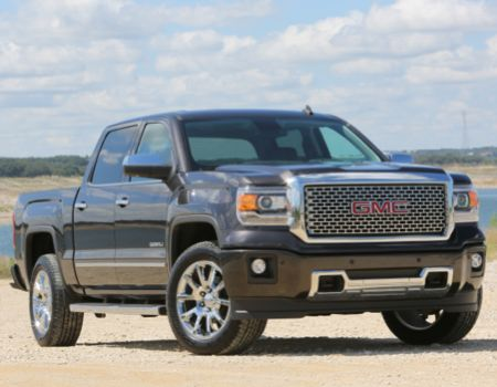 GearDiary 2014 GMC Sierra Denali 1500 Pinnacle in GMC Truckmanship