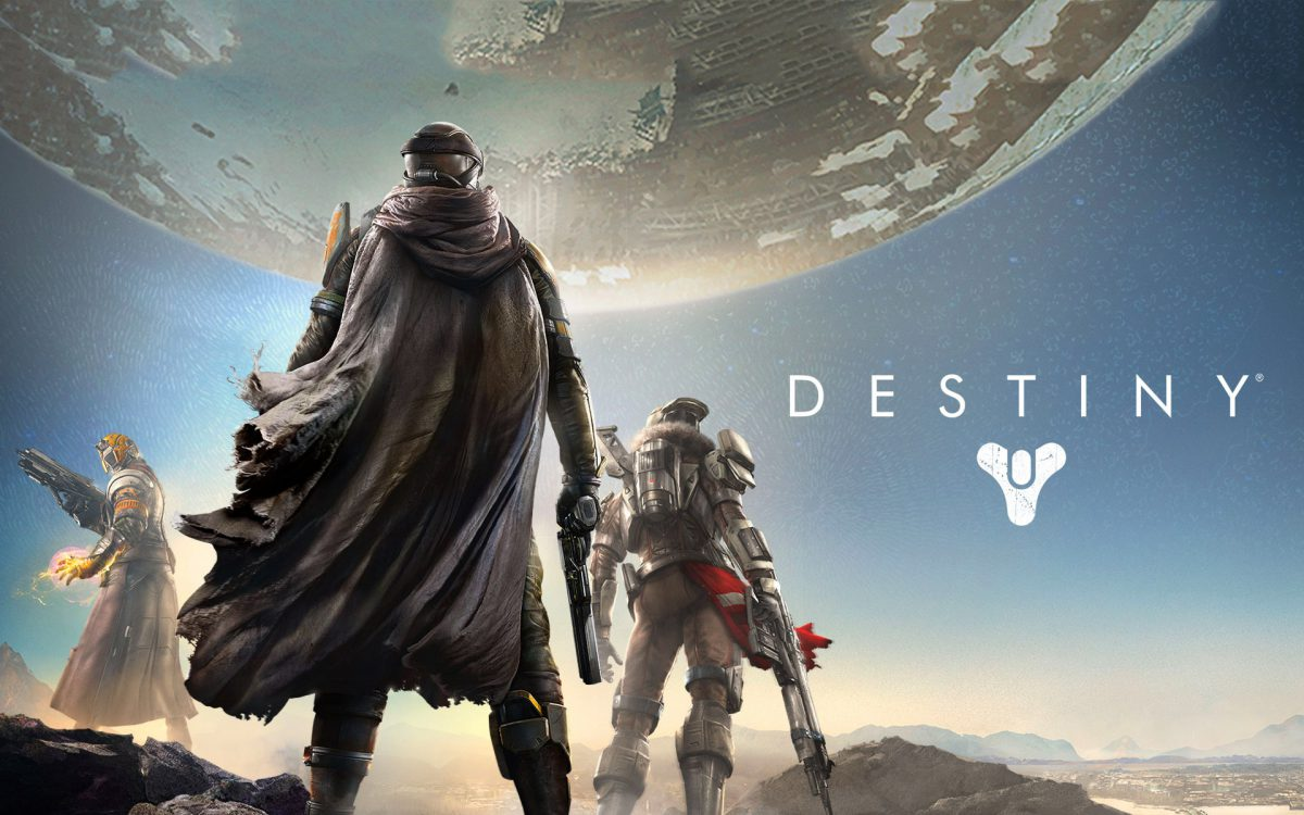 Gorgeous New Destiny Gameplay Video Dropped Today