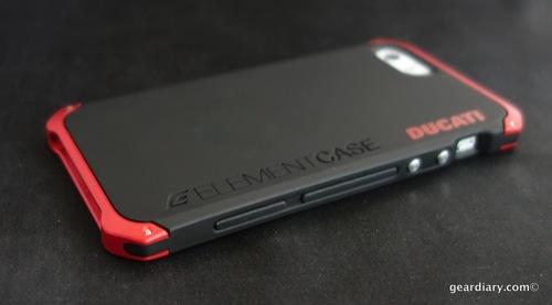 Gear Diary Element Case Solace Ducati 38