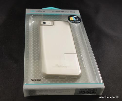 X-Doria Scene for iPhone 5C