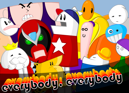 GearDiary Homestar Runner Updated for the First Time in Four Years