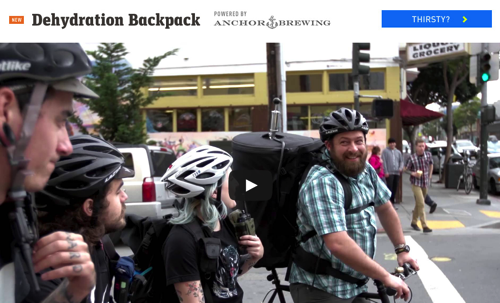 GearDiary Timbuk2 and Anchor Brewing Release the Timbuk2 Dehydration Pack for Kegs