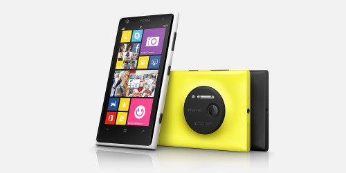 GearDiary Nokia Lumia 1020 Contract Free - $499 At Microsoft Store