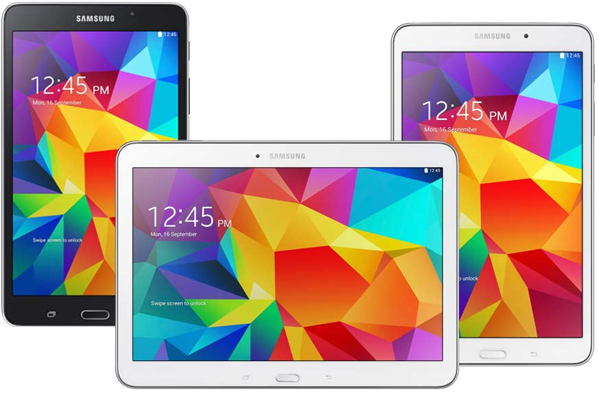 Samsung Galaxy Tab 4 Available May 1; Preorders Start Today