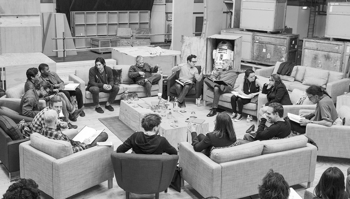 GearDiary Star Wars Episode VII Cast Revealed