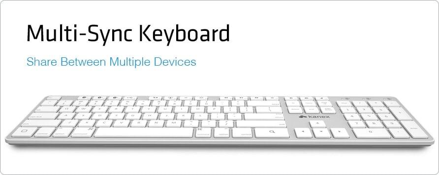 Kanex Multi-Sync Bluetooth Keyboard