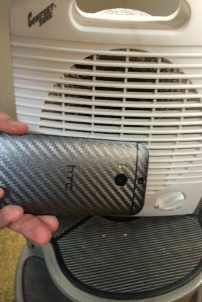 GearDiary Slickwraps Carbon Fiber Wrap for the HTC One M8 Review