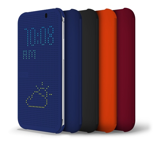 HTC Dot Case for the One M8 Review: Dot Matrix Design and Function