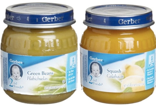 GearDiary The Pernicious Nature of Homemade Baby Food Revealed