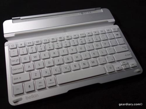 Belkin QODE Thin Type Keyboard Case