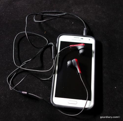 Lamborghini Quantum EL-01-R Headphones