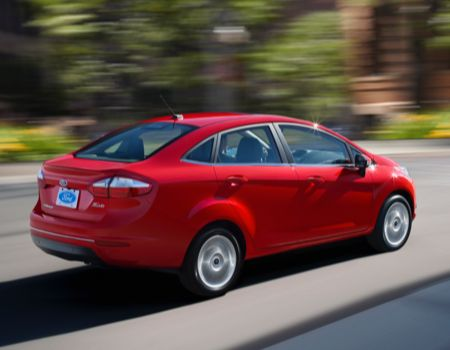 GearDiary 2014 Ford Fiesta and Ford Fusion Energi Review Updates